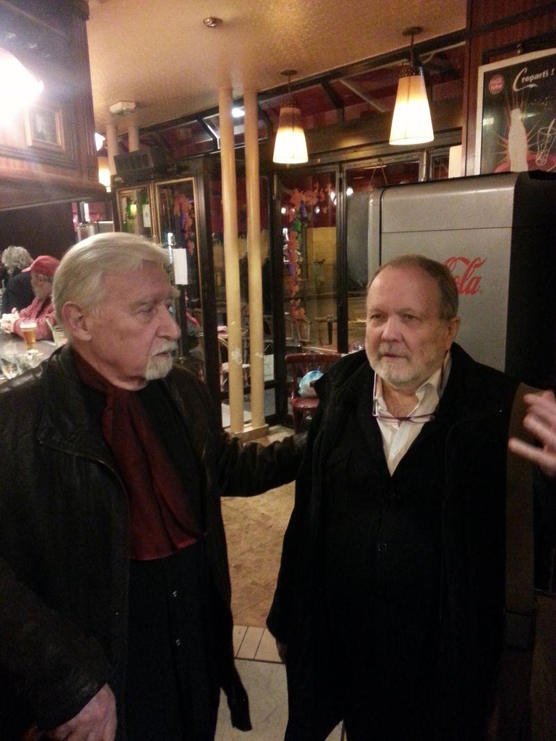 JC Pennetier et Reinhard von Nagel